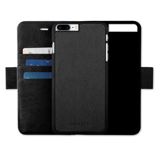 Allure Magnetic 2-in1 Case + Wallet -iPhone 7 Plus