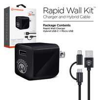 Quick Charge 3.0 + USB C Wall Charger — getModern