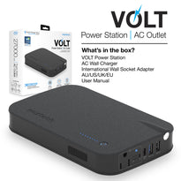 Naztech VOLT Power Station | AC Outlet