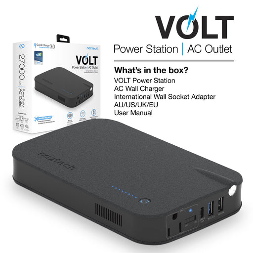 VOLT Power Station Power Bank | AC Outlet