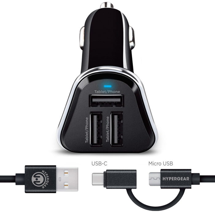 High Power Kit™ - Charger & Hybrid Cable