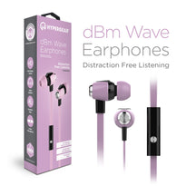 HyperGear dBm Special Edition Pastel Earphones -Wired