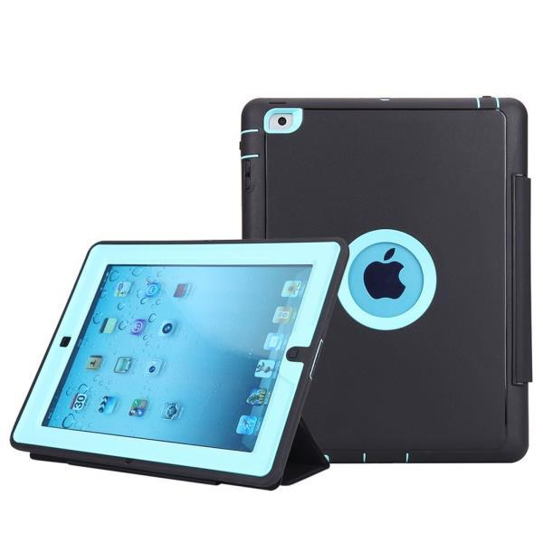 360° Heavy Duty Shockproof Case Sleep/Wake Stand Flip Smart Cover