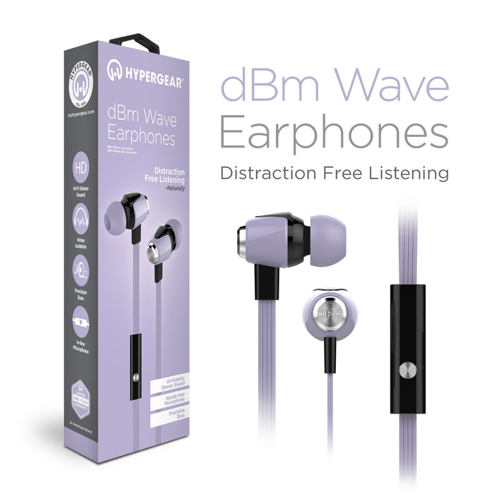 dBm Special Edition Pastel Earphones -Wired