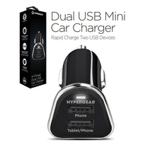 HyperGear High-Power Dual USB 3.4A Car Charger