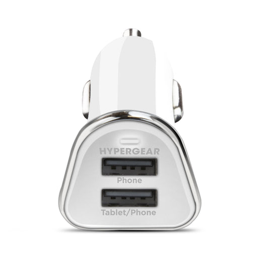 High-Power Dual USB 3.4A Car Charger