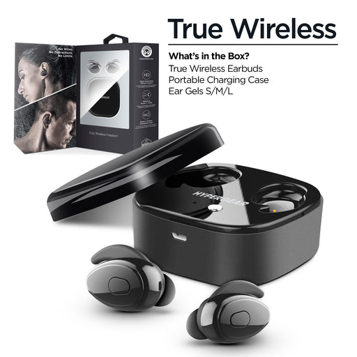 HyperGear True Wireless Earbuds