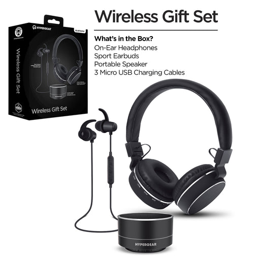 EarGo Wireless Gift Set