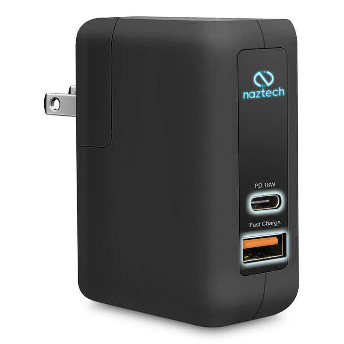 SuperFast Wall Charger Combo & FREE Lightning to USB-C PD Cable