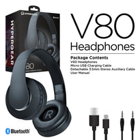 HyperGear V80 Wireless Headphones