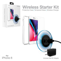 Naztech Wireless Starter Bundle Kit -iPhone 8