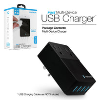 Naztech Fast Multi-Device Charger