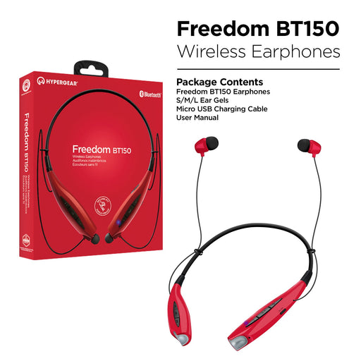 Freedom BT100 Wireless Earphones