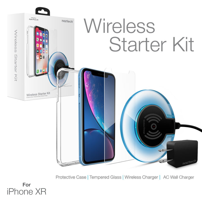 Naztech Wireless Starter Bundle Kit | iPhone XR