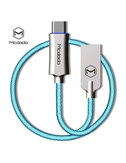 10X - MCDODO - USB Type-C Smart Rapid Charging Cable - Android