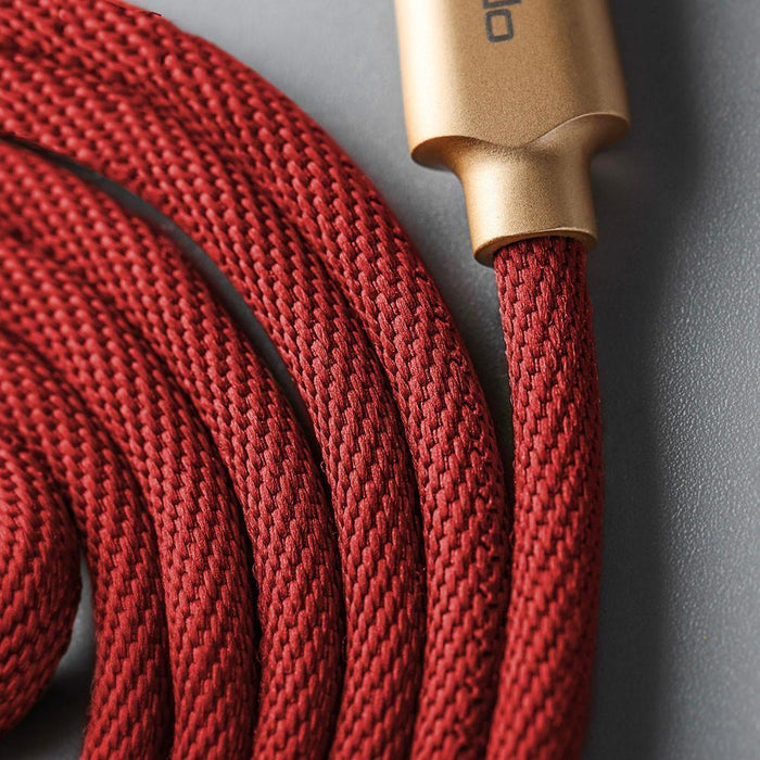 MCDODO Lightning Bolt - Smart Braided Charging Cable