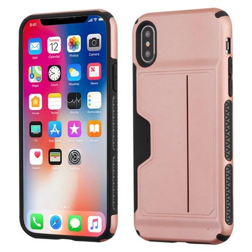 Slyde Wallet Hybrid Protector Cover -iPhone X