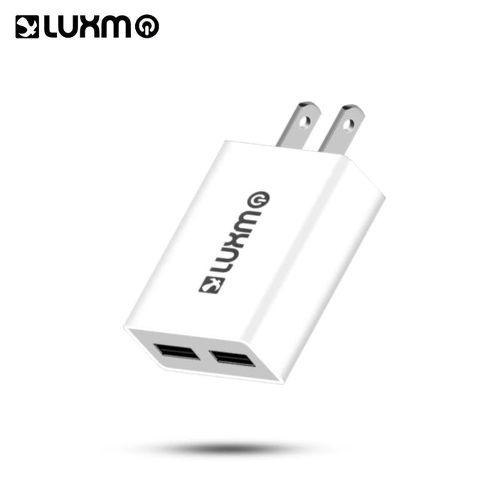 Ultra Slim Full 2.1A Smart Dual USB Travel Charger