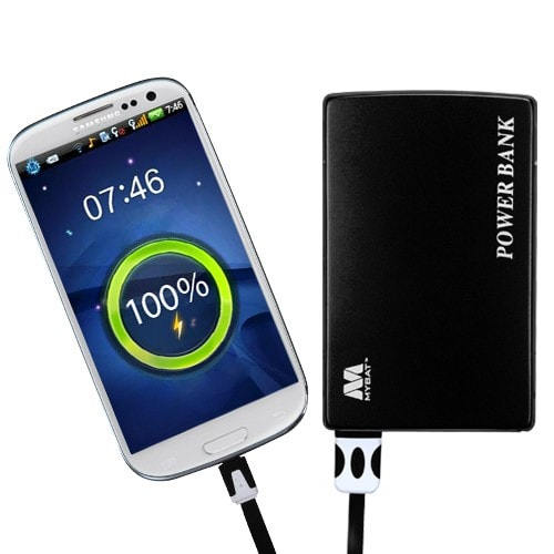 Jemy Ultimate Power Bank (11000 mAh) w/ Carry Case