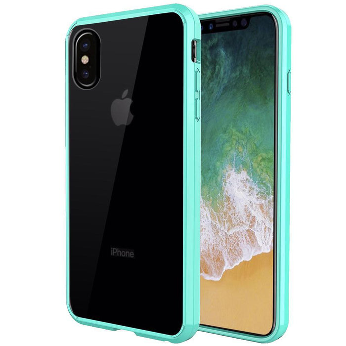 Fusion Candy TPU with Clear Acrylic Back | iPhone XS MAX