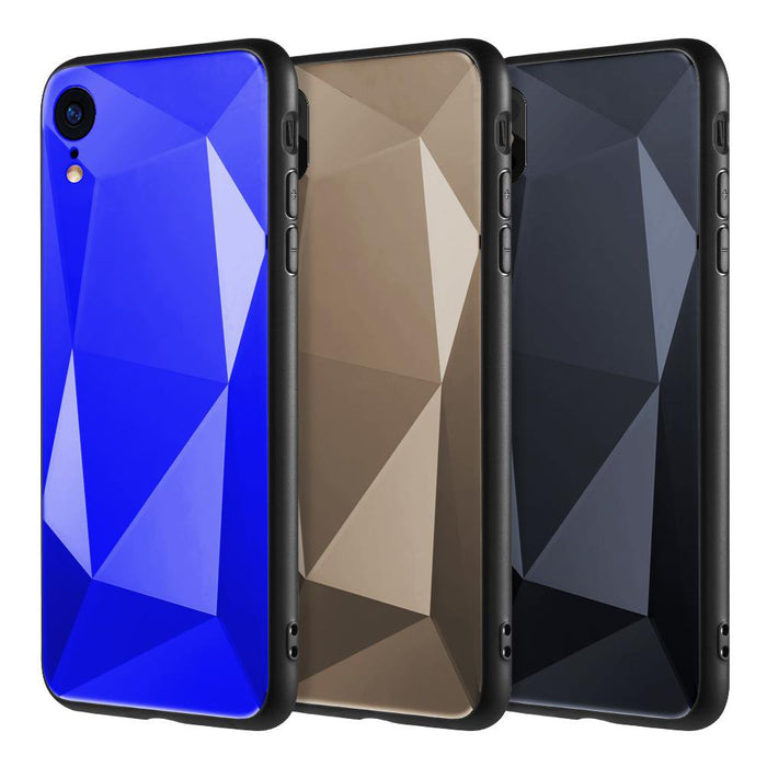 The Diamond Cut Fusion Candy Case | iPhone XR