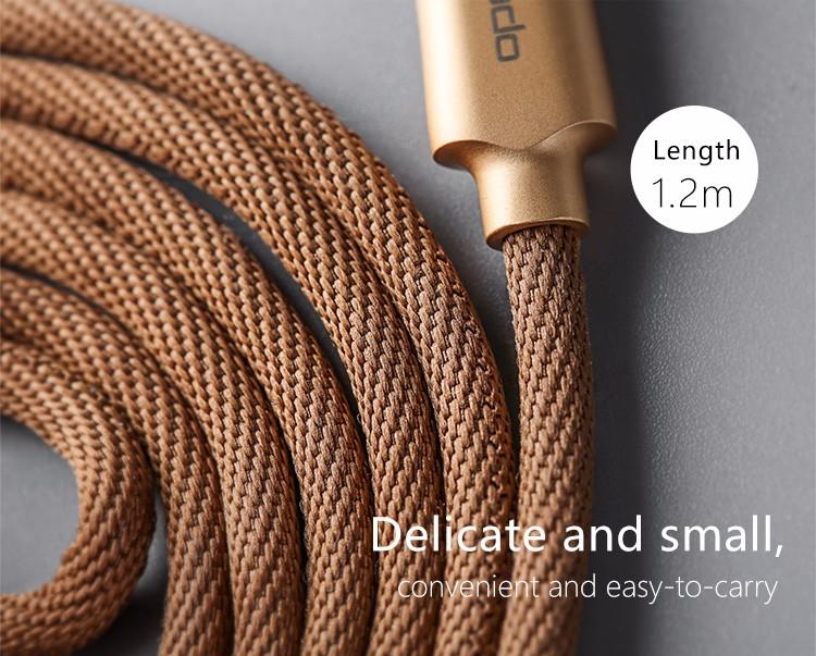 Mcdodo Lightning Bolt Smart Braided Charging Cable