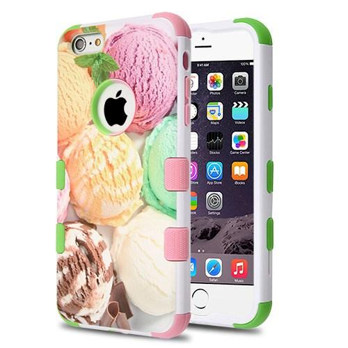 Summer Series Hybrid Phone Protector Cover [Military-Grade Certified] -iPhone 7/8 Plus