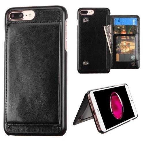 Executive Flip Wallet Protector Cover (with Snap Fasteners) - iPhone 7