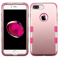 TUFF Hybrid Protector Cover  [Military-Grade Certified] -iPhone 7/8 Plus