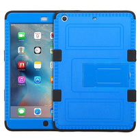 TUFF Hybrid iPad Protector Cover [Military-Grade Certified] - iPad 3 / iPad mini