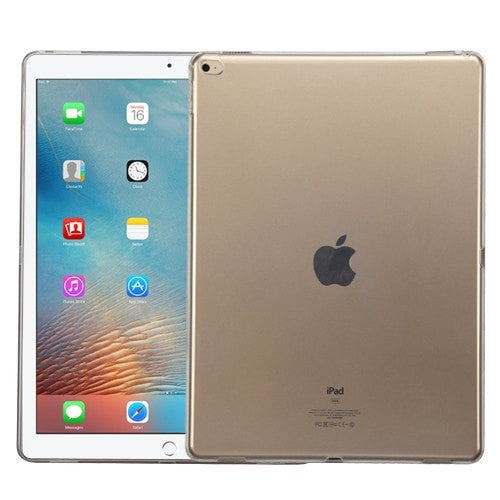 Glossy Transparent Clear Candy Skin Cover - iPad Pro