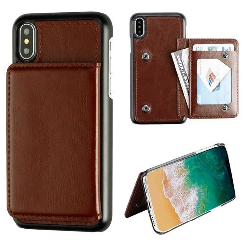 The Exec Flip Wallet Protector Cover -iPhone X