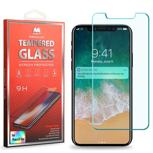 Premium Tempered Glass Screen Protector (2.5D) | iPhone XS MAX