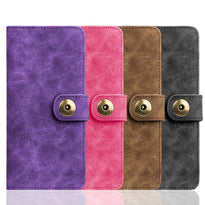 Luxury Coach Lite Series Flip Wallet Case -iPhone X