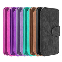 The Luxury Coach 2 Series Flip Wallet Case | iPhone XS MAX