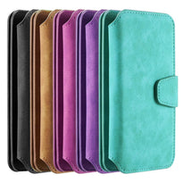 Luxury Coach 2 Flip Wallet Case | Galaxy S10E