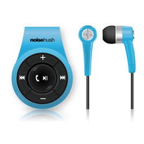 NoiseHush NS560 Clip-on Bluetooth Stereo Headset