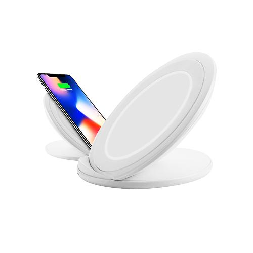 DiskStand Wireless Charger -iPhone/Samsung