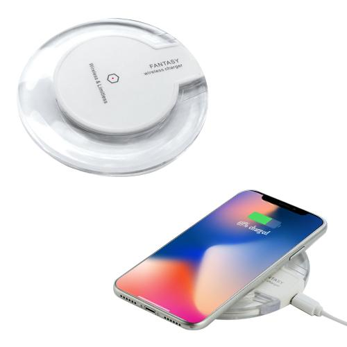 Power Disk Fantasy Qi Wireless Charging Pad -iPhone/Samsung