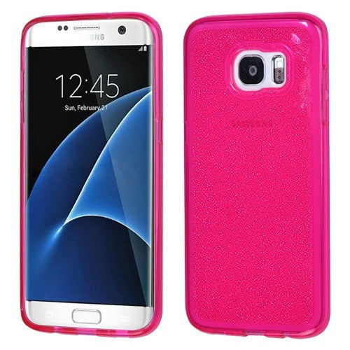Transparent Sheer Glitter Premium Candy Skin Cover