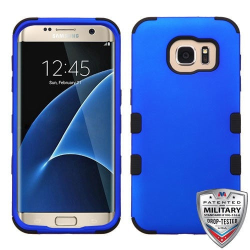 TUFF Hybrid Phone Protector Cover [Military-Grade Certified]