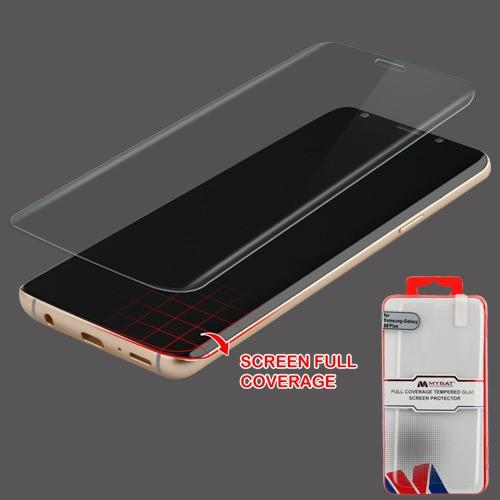 Full Coverage Tempered Glass Screen Protector -S9 Plus