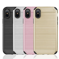 Silkee Armor Anti-Shock Dual Hybrid Case | iPhone XS