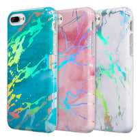 The Lightning Marble IMD Case - iPhone 7/8 Plus