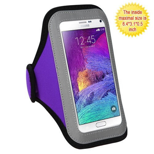 Vertical Pouch Universal Sport Armband