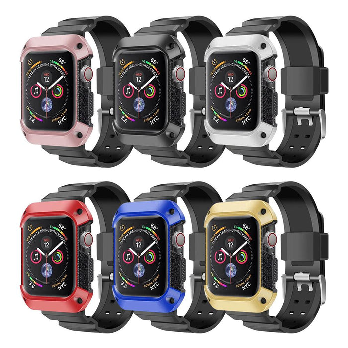 Everywhere -  Rugged Sport Watch Band - Apple Watch Series 4