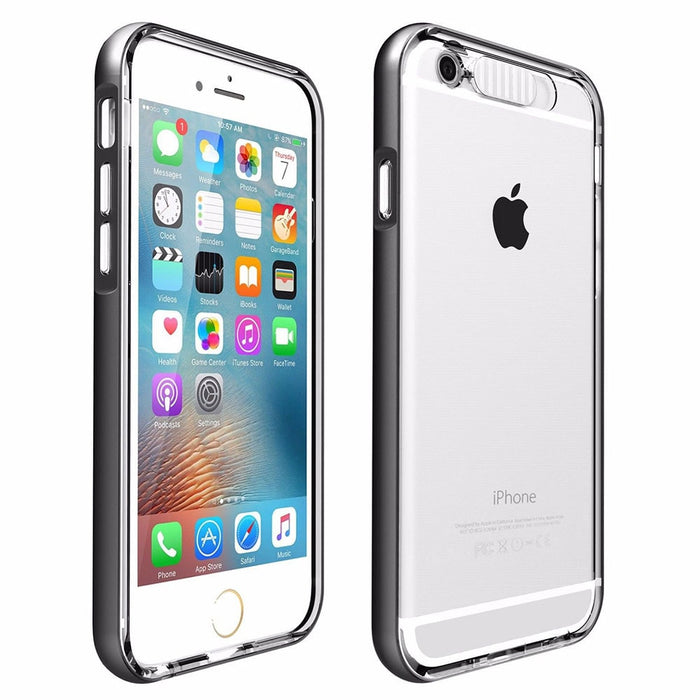 LED Flashing Shockproof Case Multi Color Apple iPhone 6/6S/Plus