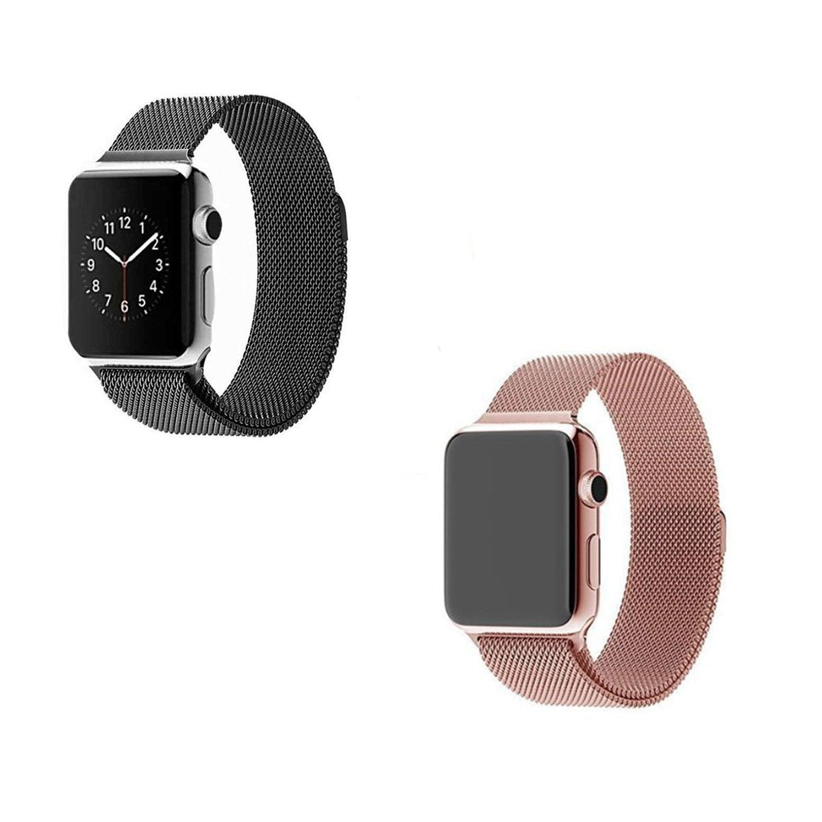 Fashion Bohemian Leather Loop Watchband for iwatch bands