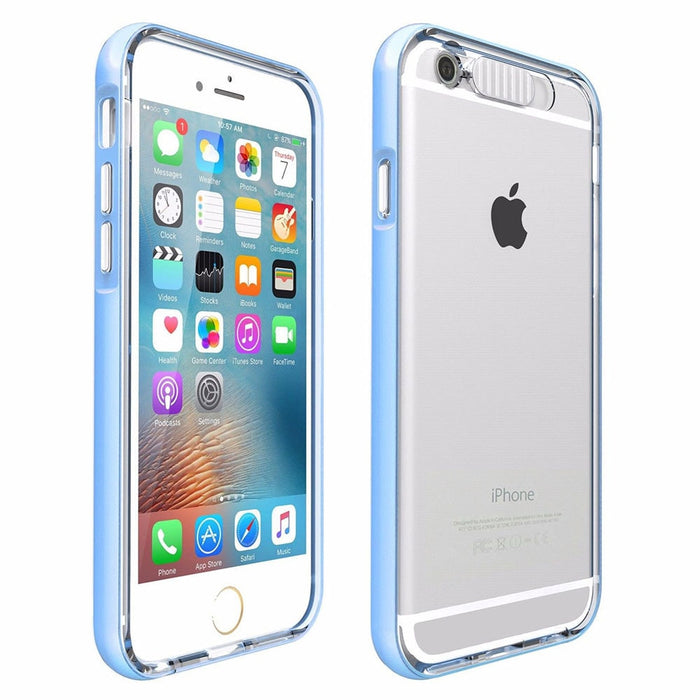 iphone led case led shockproof multi color apple iphone 6 6s 7593