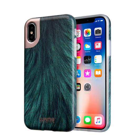 Premium Furbulous Matted Case -iPhone X